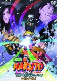 Gekijouban Naruto: Dai Katsugeki! Yuki Hime Ninpouchou Datte ba yo