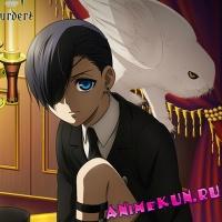 Вышел трейлер новой OVA Black Butler: Book of Murder