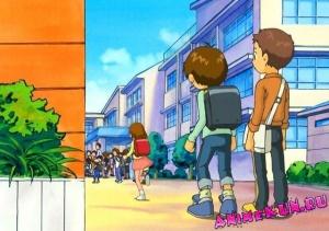 Укротители Дигимонов (сезон третий) / Digimon Tamers