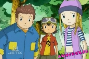 Грань Цифрового мира / Digimon Frontier