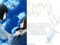 AMV - Fiery Sky 720p