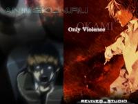 AMV - Only Violence 1080p