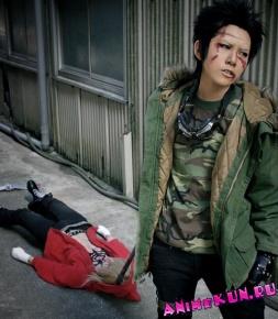C.20: Togainu no Chi Cosplay часть 5