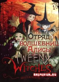 Отряд волшебницы Алисы / Tweeny Witches TV