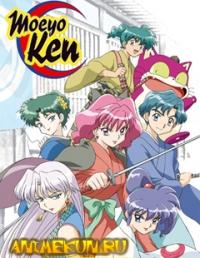 Разящий меч нового Синсэнгуми / Kidou Shinsengumi Moeyo Ken TV