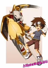 Приключение дигимонов 02: Ураганное исчезновение! / Digimon Adventure 02 Hurricane Touchdown!