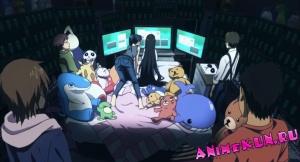 Анимия - программа о аниме / Level Up