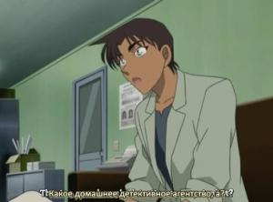 Детектив Конан OVA-6 / Meitantei Conan: Kieta Daiya wo Oe! Conan & Heiji VS Kid!