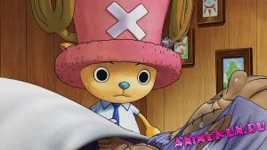 Ван-Пис 3D: Погоня за Соломенной Шляпой / One Piece 3D: Mugiwara Chase