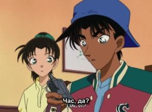 Детектив Конан OVA-3 / Meitantei Conan: Conan to Heiji to Kieta Shounen