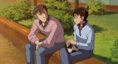 Детектив Конан Магический файл 2: Кудо Шиничи - Дело о таинственной стене и чёрном лабрадоре / Meitantei Conan Magic File 2