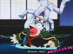 Детектив Конан OVA-1 / Konan tai Kid tai Yaiba: Houtou Soudatsu Daikessen!!