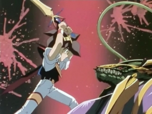 Маленькие Спасатели OVA-3 / Mashin Eiyuuden Wataru: Owarinaki Toki no Monogatari