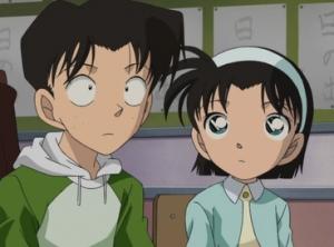 Детектив Конан OVA-5 / Meitantei Conan: Hyouteki wa Kogoro! Shounen Tanteidan Maruchichousa