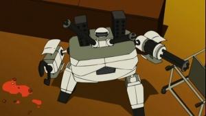 Kimagure Robot