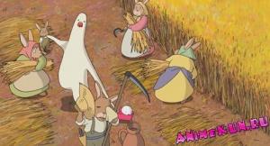 Тесто и Принцесса Яйцо / Pan Dane to Tamago-hime