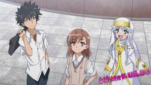 Индекс Волшебства ТВ-2 / Toaru Majutsu no Index II