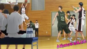 Баскетбол Куроко ТВ-2 / Kuroko no Basuke TV-2