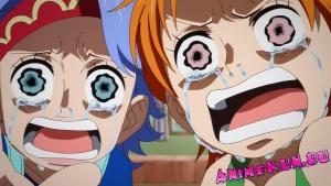 Ван Пис: История Нами: Слезы навигатора и узы дружбы / One Piece: Episode of Nami - Koukaishi no Namida to Nakama no Kizuna