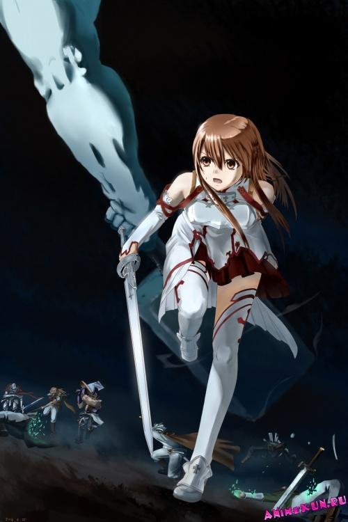 G55: Yuuki Asuna - Персонаж