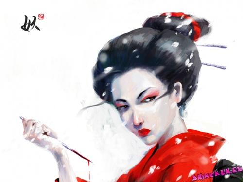 G5: Geisha / Гейша
