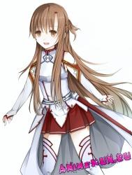 G39: Yuuki Asuna - Персонаж