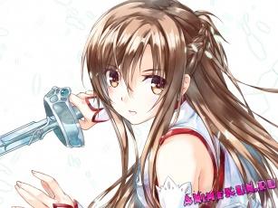 G45: Yuuki Asuna - Персонаж