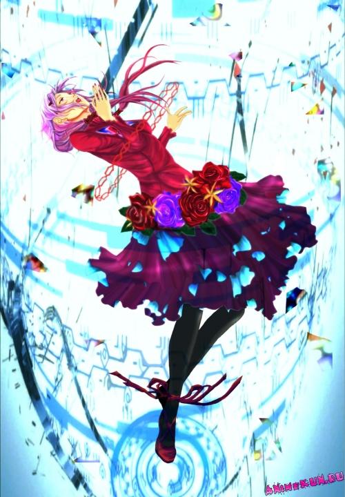 G38: Yuzuriha Inori - Персонаж
