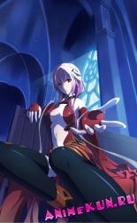 G40: Yuzuriha Inori - Персонаж