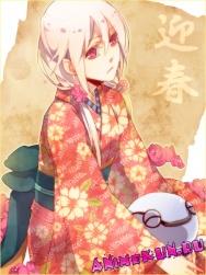 G41: Yuzuriha Inori - Персонаж