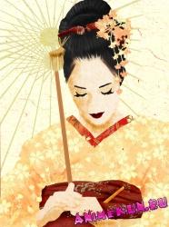 G1: Geisha / Гейша