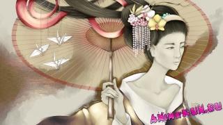 G3: Geisha / Гейша
