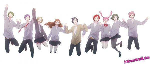 Хори-сан и Миямура-кун / Hori-san to Miyamura-kun