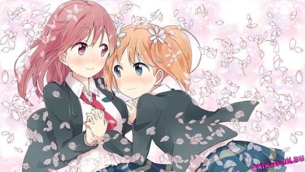 Конец манги Sakura Trick