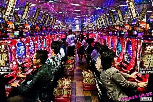История японских интеллектуальных и азартных игр