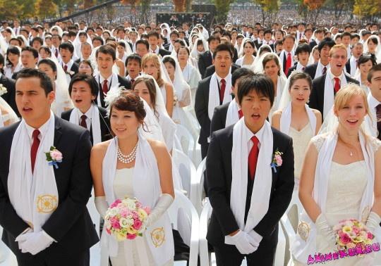 Бракосочетание в Японии
