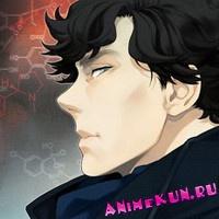 Манга-адаптация сериала Sherlock