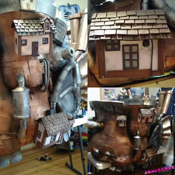 Совершенный косплей: Ходячий Замок Хоула