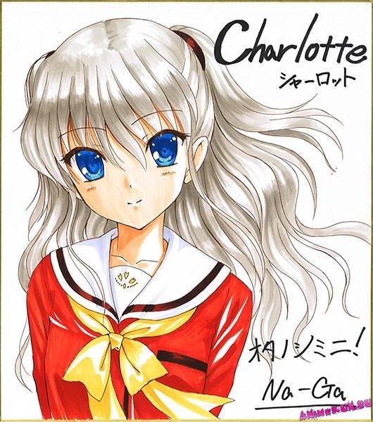 Всё об аниме Charlotte