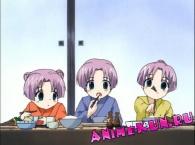 Военная баллада цвета лайма OVA