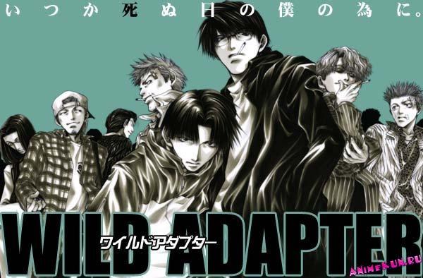 Третье промо-видео OVA Wild Adapter