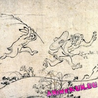 С чего началась японская манга?