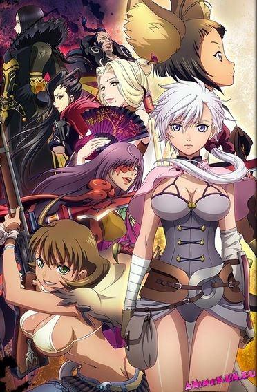 Второе промо аниме Blade & Soul