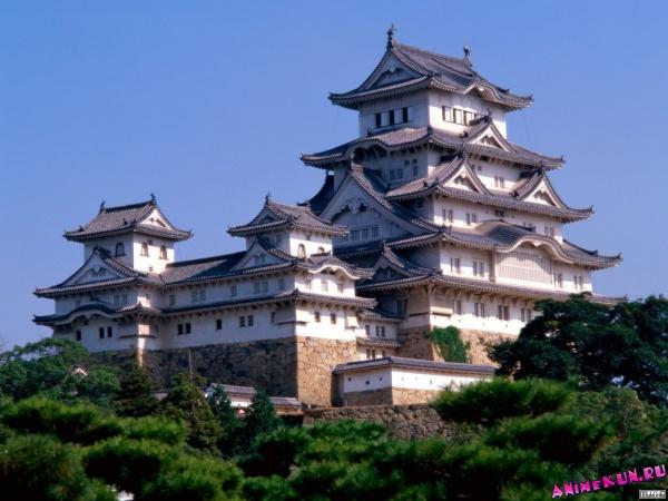Японская пагода: башня сокровищ