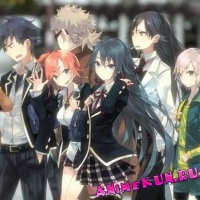 Второй сезон аниме My Teen Romantic Comedy SNAFU