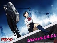 Blood+ TV ( Takahashi Hitomi - Aozora no Namida )