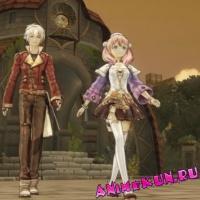 Видео-анонс аниме Atelier Escha & Logy