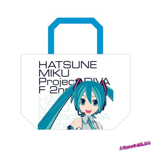 Второе видео Project Diva содержит 32 песни Hatsune Miku
