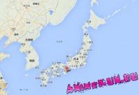 Реальные места в аниме Nagi no Asukara