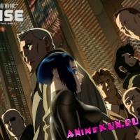 Первые 9 минут четвёртой части аниме Ghost in the Shell Arise